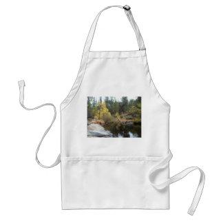 Naturaleza de Yosemite Delantal