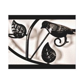 Naturaleza del hierro impresión en lienzo