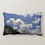Naturaleza del paisaje del cielo de las nubes cojin