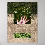 Naturaleza en nuestras manos posters