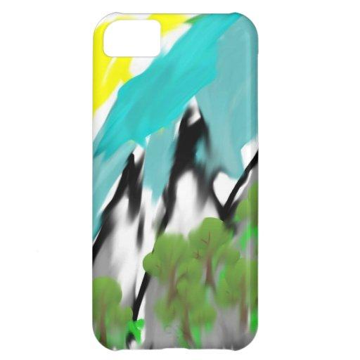 Naturaleza Funda Para iPhone 5C