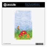 Naturaleza hermosa iPod touch 4G skins