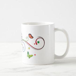 Naturaleza hermosa taza clásica