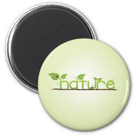 Naturaleza Imán