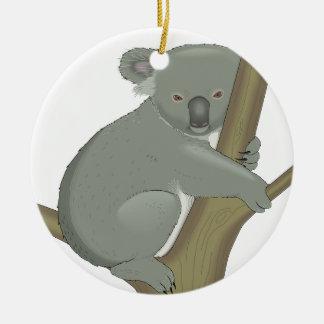 Naturaleza linda Aussi del destino del oso de koal Adorno Para Reyes