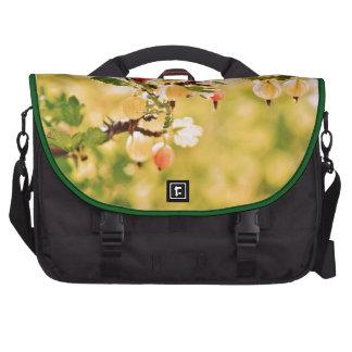 Naturaleza y bayas bolsas para portátil