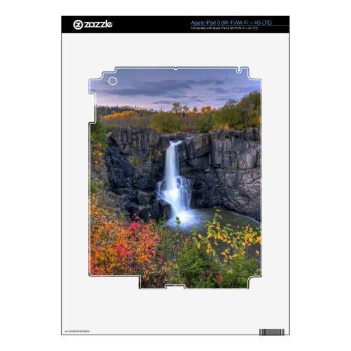 Naturalezas mágicas iPad 3 skin