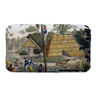 Naturalists question natives near Kupang, Timor, p iPhone 3 Cases