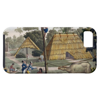 Naturalists question natives near Kupang, Timor, p iPhone SE/5/5s Case