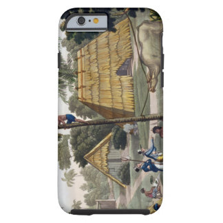 Naturalists question natives near Kupang, Timor, p Tough iPhone 6 Case