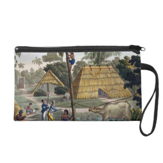 Naturalists question natives near Kupang, Timor, p Wristlet