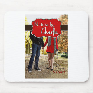 Naturally, Charlie Cover Mouse Pad