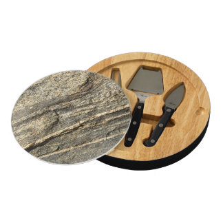 Naturally Cool Surfaces_Granite look design Cheese Board