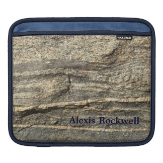 Naturally Cool Surfaces_Granite look personalized Sleeve For iPads