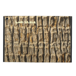 Naturally Cool Surfaces_Palm Tree Bark_personalize iPad Air Case