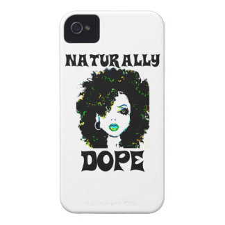 Naturally Dope iPhone 4 Case-Mate Case