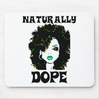 Naturally Dope Mouse Pad
