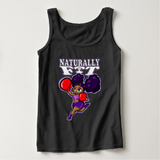 NATURALLY FIT BOXING BASIC TANK TOP