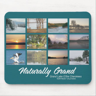 naturally grand mouse pad 12