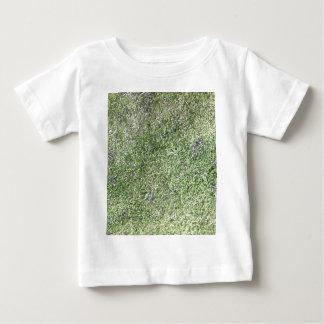 Naturally growing soft green moss grass baby T-Shirt