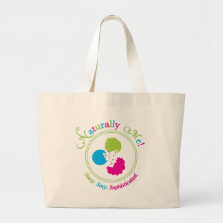 Naturally ME! Canvas Bags