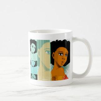 Naturally Teal Coffee Mug