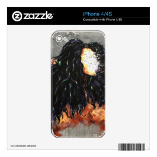 Naturally XV Skins For iPhone 4S
