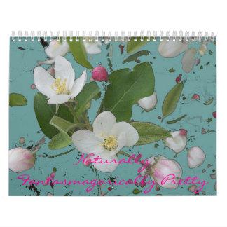 Naturalmente bonito calendarios