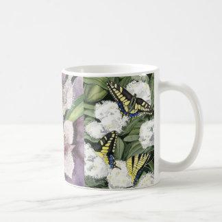 Nature 1 classic white coffee mug