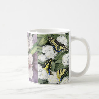 Nature 1 classic white coffee mug