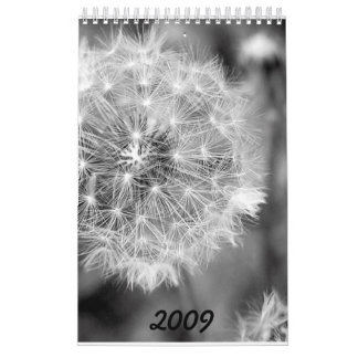 Nature 2009 calendar