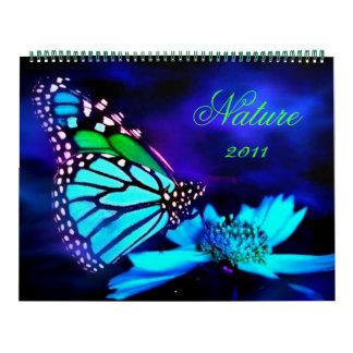 Nature 2011 Calendar