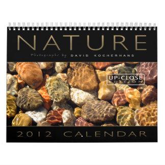 Nature - 2012 Calendar (Up-Close Edition)