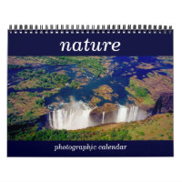 nature 2021 calendar