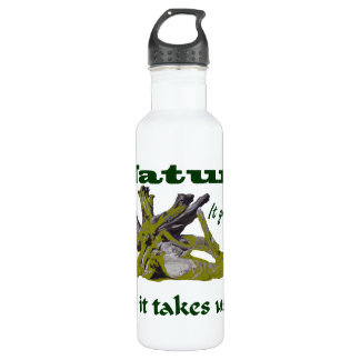 Nature 24oz Water Bottle