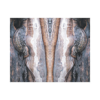 Nature Abstract Photography Art Elephant Tree Canvas Print
