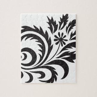 nature, abstract, trees, foliage , grung, daisy jigsaw puzzle