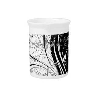 nature, abstract, trees, foliage , grung drink pitcher