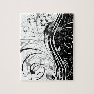 nature, abstract, trees, foliage , grung jigsaw puzzle