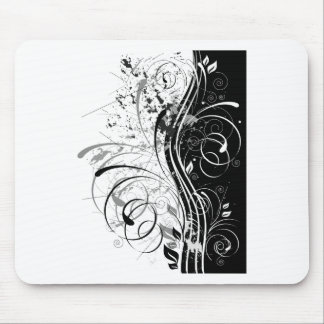 nature, abstract, trees, foliage , grung mouse pad