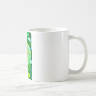 Nature abstractly breath flower coffee mug