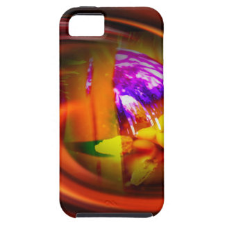 Nature abstractly glass ball iPhone SE/5/5s case