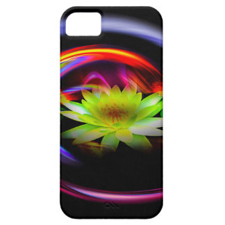 Nature abstractly sea-rose iPhone SE/5/5s case