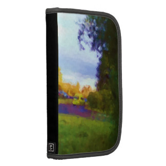 Nature and car photo folio planners