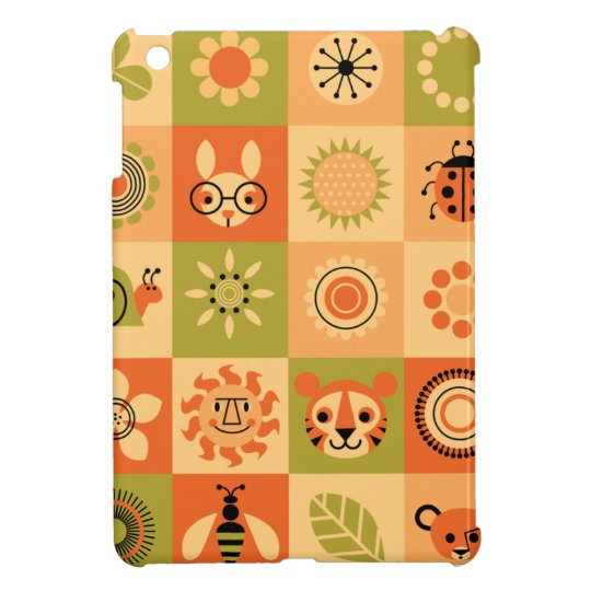Nature And Life iPad Mini Case