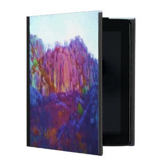 Nature and mountain iPad folio cases