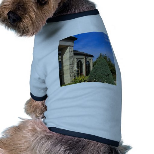 Nature and People Pet Shirt