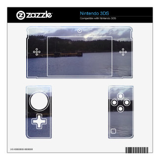 nature and sea nintendo 3DS decal