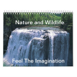 Nature and Wildlife Calendar