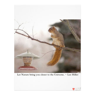 Nature/Animal Photography Gifts Tees Collectibles Personalized Flyer